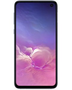 Telefon mobil S10E Samsung, 128 GB, Dynamic AMOLED, Full HD+ Flat, Camera duala cu Dual OIS, Negru