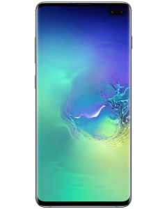 Telefon mobil S10+ Samsung, 128 GB, Dynamic AMOLED, Quad HD+ Curved, Camera tripla cu Dual OIS, Verde