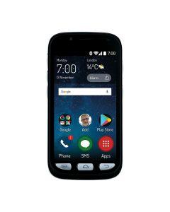 Telefon mobil Smart MS459 Harmony Maxcom, Dual SIM, 2GB, 16GB, 2200 mAh, Negru