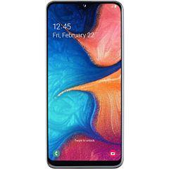 Telefon mobil Samsung Galaxy A20e, Dual SIM Nano SIM, 3GB, 32GB, 4G, Type-C, White
