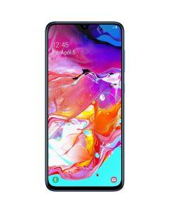 "Telefon mobil Samsung Galaxy A70, 6.7"", Dual SIM, 128GB, 6GB RAM, NFC, USB Type-C,  4G, Albastru"