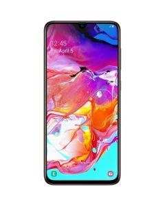 "Telefon mobil Samsung Galaxy A70, 6.7"", Dual SIM, 128GB, 6GB RAM, NFC, USB Type-C,  4G, Coral"