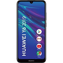 Telefon mobil Huawei Y6 2019, Dual SIM, 32GB, 4G, Black
