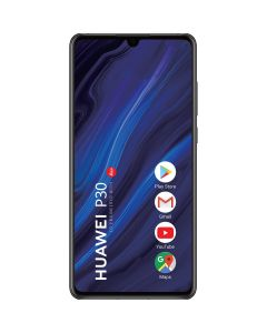 Telefon mobil P30 Huawei, Leica Triple Camera, 128 GB, Display OLED, Negru