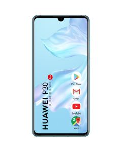 Telefon mobil P30 Huawei, Leica Triple Camera, 128 GB, Display OLED, Breathing Crystal
