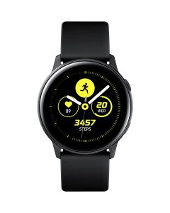 Smartwatch Galaxy Active Samsung, Super AMOLED, Procesor Dual-Core, Negru