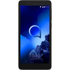 Telefon mobil 1C (2019) Alcatel, Dual SIM, 8GB,  1GB RAM, 3G, 1.3GHz,  Volcano Black