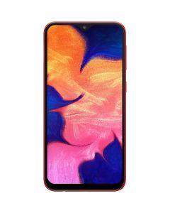 Telefon mobil Samsung Galaxy A10 (2019), Dual Sim, 32GB, 2GB RAM, 4G, Android Pie 9.0, Rosu