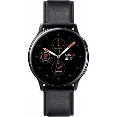 "Ceas Smartwatch Galaxy Watch Active 2 Samsung, 44 mm, Wi-Fi, 1.4"", Super Amoled, Stainless Steel Black"