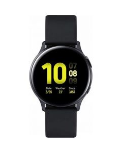 "Ceas Smartwatch Galaxy Watch Active 2 Samsung, 44 mm, Wi-Fi, 1.4"", Super Amoled, Aluminum  Black"
