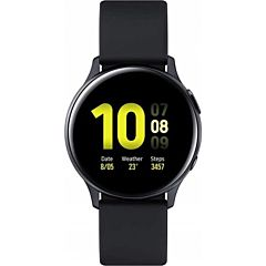 "Ceas Smartwatch Galaxy Watch Active 2 Samsung, 40 mm, Wi-Fi, 1.4"", Super Amoled, Aluminum  Black"
