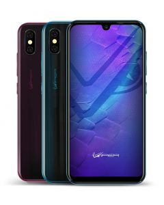 Telefon mobil  V4 Viper Allview, 16 GB, 2 GB, Albastru
