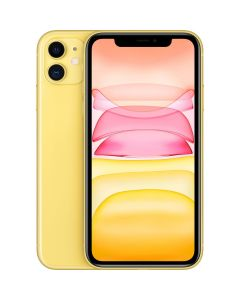 iPhone 11 Apple, 64 GB, Galben