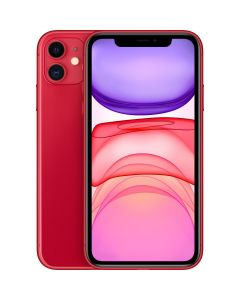 iPhone 11 Apple, 256 GB, Red