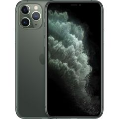 Telefon mobil iPhone 11 PRO Apple, 64 GB, Midnight Green