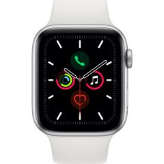 Smartwatch Seria 5 Sport Apple, 40 mm, Silver