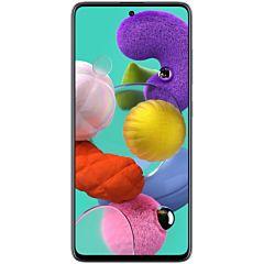 """Telefon mobil Samsung Galaxy A51, Dual SIM, 6.5"""", 128GB, 4GB RAM, 4G, Exynos 9611, Prism Black"""