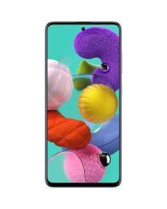 "Telefon mobil Samsung Galaxy A51, Dual SIM, 6.5"", 128GB, 4GB RAM, 4G, Exynos 9611, Prism White"
