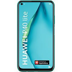 Telefon mobil Huawei P40 Lite,  Dual Sim, 4G, 128GB, 6GB Ram, 4200 mAh, Crush Green