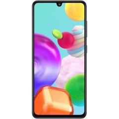 Telefon mobil Samsung Galaxy A41, Dual SIM, 64GB, 4GB RAM, 4G, Black