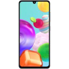 Telefon mobil Samsung Galaxy A41, Dual SIM, 64GB, 4GB RAM, 4G, White