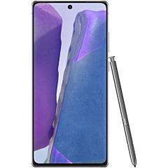 Telefon mobil Samsung Galaxy Note20, Dual SIM, 5G, 256 GB, 8 GB Ram, Mystic Gray