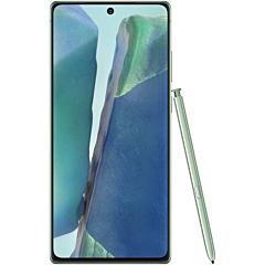 Telefon mobil Samsung Galaxy Note20, Dual SIM, 4G, 256 GB, 8 GB Ram, Mystic Green