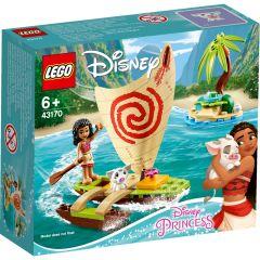 LEGO Disney Aventura Moanei 43170