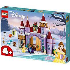 LEGO Disney Sarbatoarea de iarna a Castelului Bellei 43180