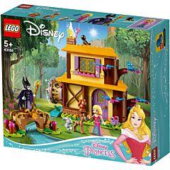 LEGO Disney Casuta din padure a Aurorei 43188