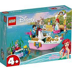 LEGO Disney Barca lui Ariel 43191