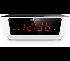Radio ceas AJ3115/12 Philips, Alb