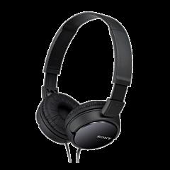 Casti audio Sony MDRZX110B, Negru