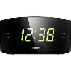Radio cu ceas Philips AJ3400/12, FM, Digital, Alarma dubla