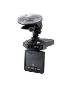 Camera auto DVR MIC Big Shot, Senzor de miscare, 1.3MP, Negru