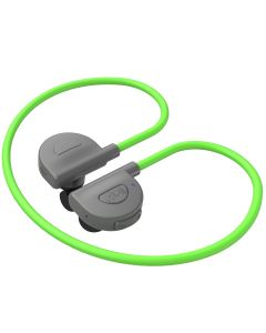 Casti In-ear Sport PSINB20 Poss, Microfon, Bluetooth, Verde