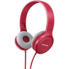 Casti over-ear HF100ME-RD Panasonic, Roz