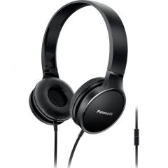 Casti Over-Ear HF300ME Panasonic, Microfon, Negru