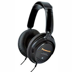 Casti over-ear HTF295E-BLK Panasonic, Negru
