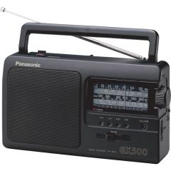 Radio portabil RF-3500E9-K Panasonic, Negru