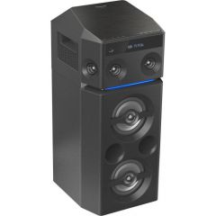 Sistem audio SC-UA30E-K Panasonic, 300W RMS, Bluetooth, USB, Aux, Optic, FM, 2 Cai Negru