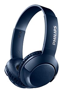 Casca ovear ear SHB3075BL/00 Philips, Bluetooth, Albastru