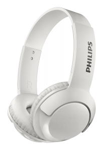 Casca ovear ear SHB3075WT/00 Philips, Bluetooth, Alb