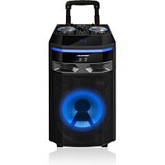 Boxa portabila PS6 Blaupunkt, 45W, Negru