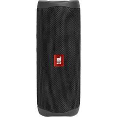 Boxa portabila  FLIP5 jBL, Bluetooth, PartyBoost, USB C, Powerbank 4800mAh, Rezistenta la apa IPX7, Negru