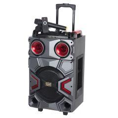 Boxa portabila troller MT-1703 Soundvox, 60 W, Microfon, Telecomanda