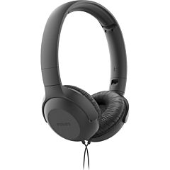 Casti On-Ear Philips TAUH201BK/00, Negru