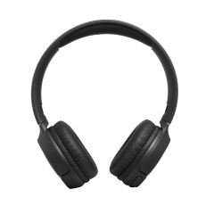 Casti On-ear Bluetooth JBL Tune 500BT, Negru, Pure bass,