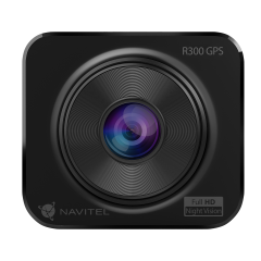 Camera Video Auto DVR Navitel R300 GPS si NightVision Full HD Wide