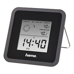Statie meteo Hama TH-50, Negru